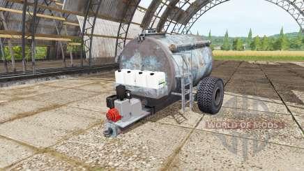 Die VUO 3A v1.1 für Farming Simulator 2017