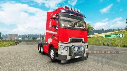 Renault T v6.2 für Euro Truck Simulator 2