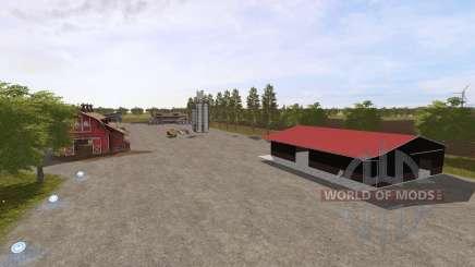 Oberhausen v0.8.1 für Farming Simulator 2017