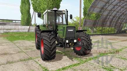 Fendt Favorit 612 LSA Turbomatik E v2.0 pour Farming Simulator 2017