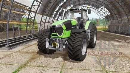 Deutz-Fahr 9340 TTV pour Farming Simulator 2017