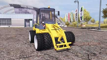 Zettelmeyer ZL 602 v1.1 für Farming Simulator 2013