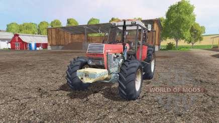 URSUS 1604 front loader v1.1 pour Farming Simulator 2015