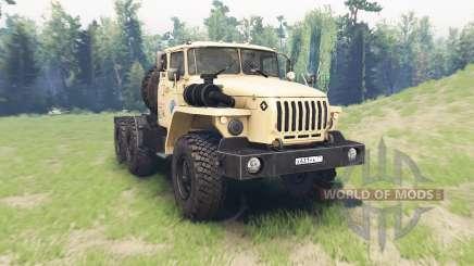 Ural 44202-0511-41 v4.0 für Spin Tires