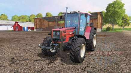 Same Laser 90 Turbo front loader für Farming Simulator 2015