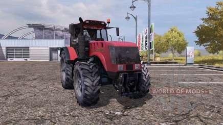 La biélorussie 3022 DC.1 v3.0 pour Farming Simulator 2013