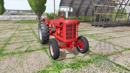 McCormick-Deering W-9 pour Farming Simulator 2017