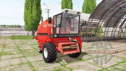 Bizon 5058 pour Farming Simulator 2017