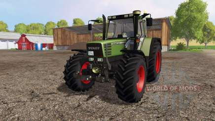 Fendt Favorit 515C front loader für Farming Simulator 2015