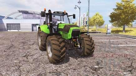 Deutz-Fahr Agrotron 630 TTV v2.0 für Farming Simulator 2013