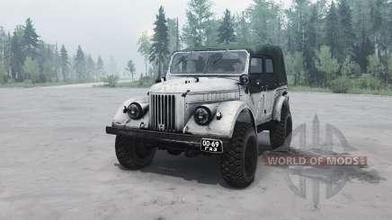 GAZ-69A für MudRunner