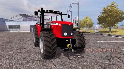 Massey Ferguson 6480 v3.0 pour Farming Simulator 2013
