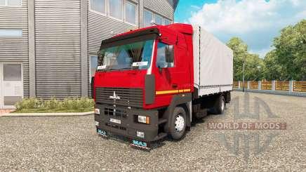 MAZ 5340 v1.1 pour Euro Truck Simulator 2