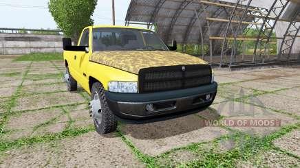 Dodge Ram 2500 1994 pour Farming Simulator 2017