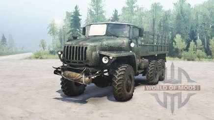 Ural 4320 für MudRunner