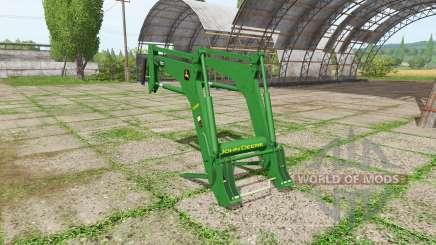 John Deere H480 pour Farming Simulator 2017