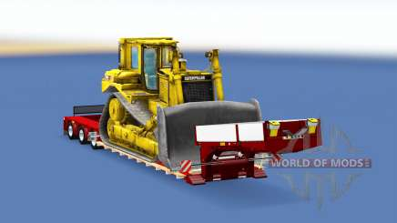 Doll Vario 3-axle v5.1 pour Euro Truck Simulator 2