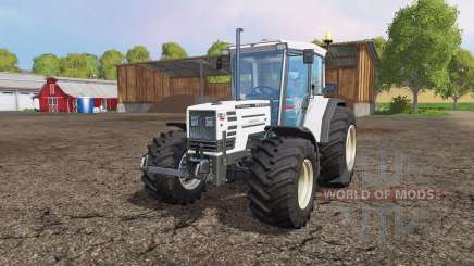 Hurlimann H488 Turbo Prestige white pour Farming Simulator 2015