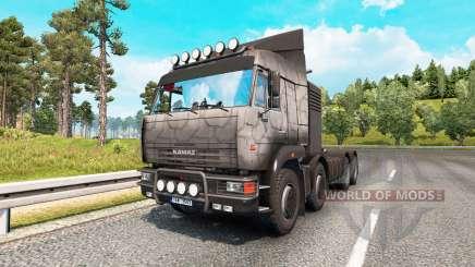 KamAZ 65201 v1.Deux pour Euro Truck Simulator 2