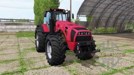 Belarus 4522 v2.1 für Farming Simulator 2017