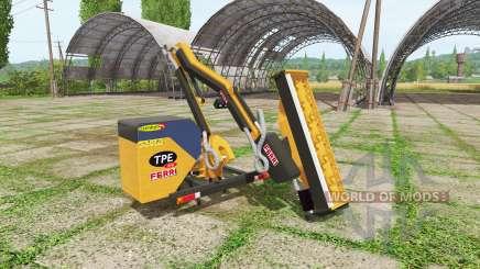 FERRI TPE Evo für Farming Simulator 2017