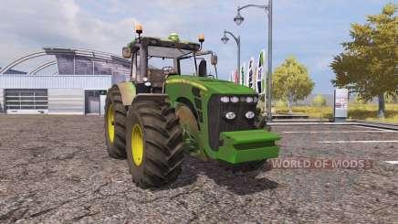 John Deere 8345R v2.0 pour Farming Simulator 2013