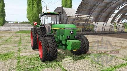John Deere 4850 v2.1.1 pour Farming Simulator 2017
