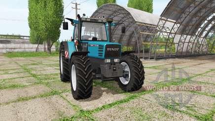 Fendt Favorit 514C Turbomatic pour Farming Simulator 2017