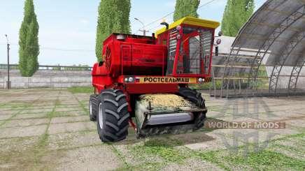 Ne 1500B rouge pour Farming Simulator 2017