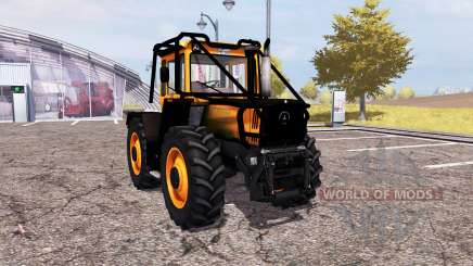 Mercedes-Benz Trac 1600 Turbo forest pour Farming Simulator 2013