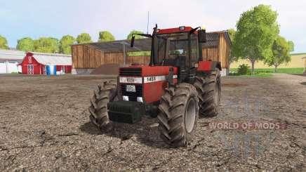 Case IH 1455 XL front loader pour Farming Simulator 2015