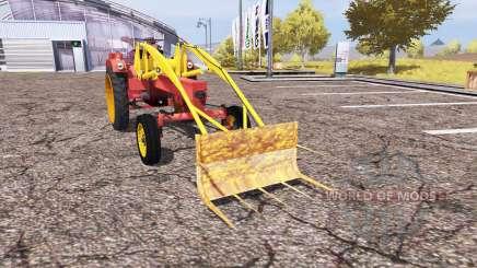 Fortschritt GT 124 für Farming Simulator 2013