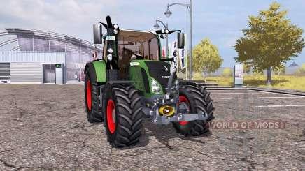 Fendt 516 Vario SCR v2.0 pour Farming Simulator 2013