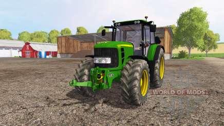 John Deere 6830 Premium für Farming Simulator 2015