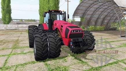 La biélorussie 4522 v2.2 pour Farming Simulator 2017