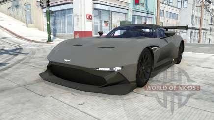 Aston Martin Vulcan pour BeamNG Drive