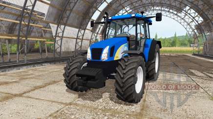 New Holland T5060 für Farming Simulator 2017
