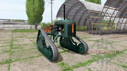 Oliver HG 31 1950 high crop pour Farming Simulator 2017