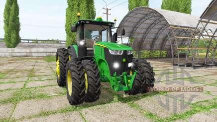 John Deere 7210R pour Farming Simulator 2017