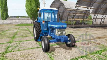 Ford 7610 pour Farming Simulator 2017
