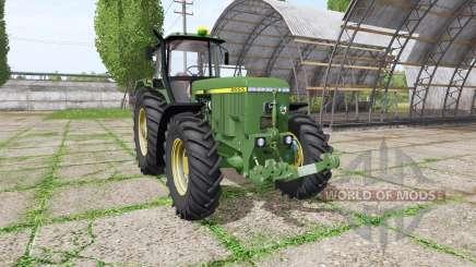 John Deere 4555 für Farming Simulator 2017