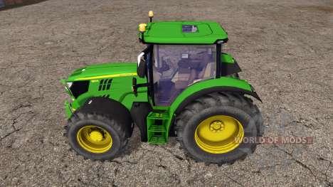 John Deere 6150R pour Farming Simulator 2015