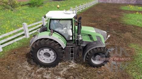 Fendt 933 Vario für Farming Simulator 2015