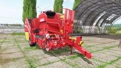 Grimme SE 260 v1.1 für Farming Simulator 2017