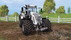 Fendt 933 Vario white für Farming Simulator 2015