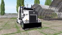 Kenworth T908 pour Farming Simulator 2017