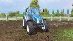 New Holland T4.115 front loader