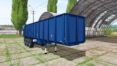 Mech Corp semitrailer v1.1 für Farming Simulator 2017