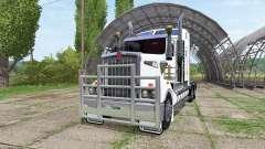 Kenworth T908 v1.1 pour Farming Simulator 2017