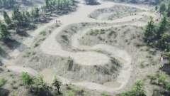 Hollister Hills für Spin Tires